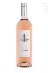 Les Collines Rosé AOP Faugères - DOMAINE OLLIER-TAILLEFER - 2018 - Rosé