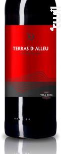 Terras D Alleu Tinto - Adega Vila Real - Non millésimé - Rouge