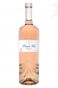 Douce vie Premium Edition Chantal Thomas - Bernard Magrez - 2017 - Rosé