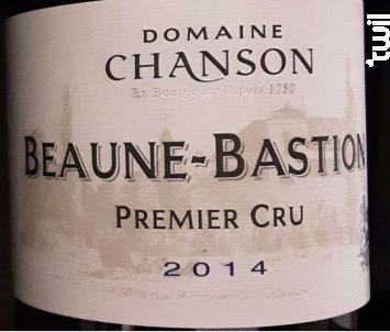 Beaune - Bastion Premier Cru - Maison Chanson - 2014 - Rouge