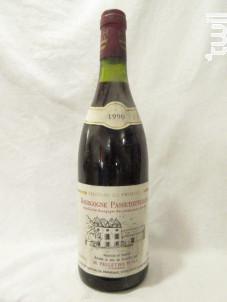 Pelletier - Pelletier - 1990 - Rouge