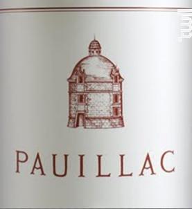 Pauillac de Latour - Château Latour - 1974 - Rouge