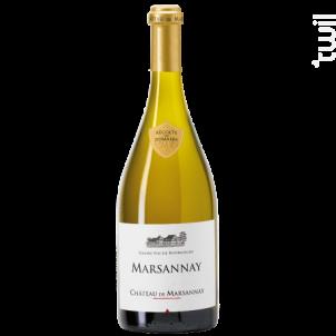 Marsannay - Château de Marsannay - 2017 - Blanc