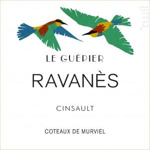 Le Guêpier - Domaine de Ravanès - 2017 - Rosé