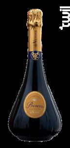 Princes Blanc de Blancs - Champagne de Venoge - Non millésimé - Effervescent