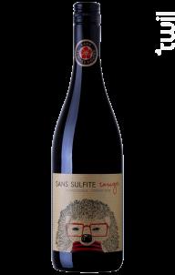 Hérisson Malin • Sans Sulfites - Jacques Frelin • Terroirs Vivants - 2020 - Rouge