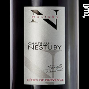 Château Nestuby - CHÂTEAU NESTUBY - 2017 - Rouge