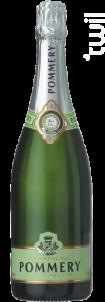 Summertime Blanc de Blancs - Champagne Pommery - Non millésimé - Effervescent