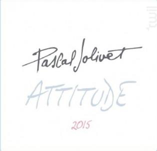 Attitude Pinot Noir - Domaine Pascal Jolivet - 2017 - Rouge