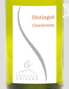 Distingué - Maison Philippe Grisard - 2019 - Blanc