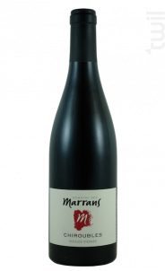Chiroubles Vieilles Vignes - Domaine des Marrans - 2014 - Rouge
