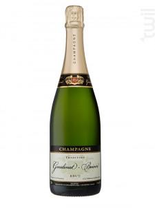 Tradition Brut - Champagne Gaudinat-Boivin - Non millésimé - Effervescent