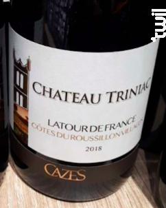 Château de Triniac - Château de Triniac - 2018 - Rouge