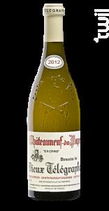 La Crau - Domaine Du Vieux Telegraphe - 2012 - Blanc