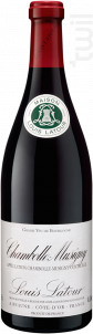 CHAMBOLLE-MUSIGNY - Maison Louis Latour - 2015 - Rouge