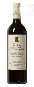 Château La Tour Figeac - Château La Tour Figeac - 2019 - Rouge
