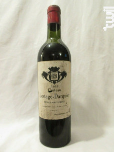 Château Lestage Darquier - Château Lestage-Darquier - 1953 - Rouge