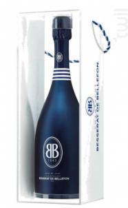 Besserat De Bellefon Cuvée Bb 1843 Coffret - Champagne Besserat de Bellefon - Non millésimé - Effervescent