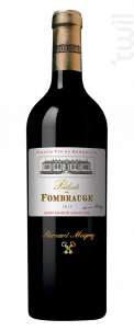 Prélude de Fombrauge - Château Fombrauge - 2016 - Rouge