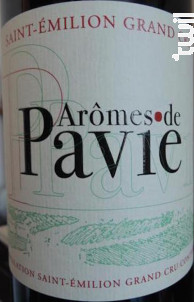 Arômes de Pavie - Château Pavie - 2014 - Rouge