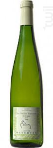 Les Vieilles Vignes de Sylvaner - Domaine André Ostertag - 2016 - Blanc