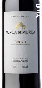 Porca De Murça - Real Companhia Velha - 2015 - Rouge