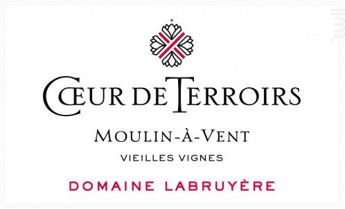 Cœur de Terroirs - Domaine Labruyère - 2015 - Rouge