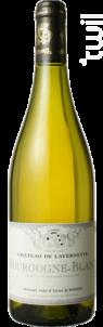 Bourgogne blanc - Château de Lavernette - 2018 - Blanc
