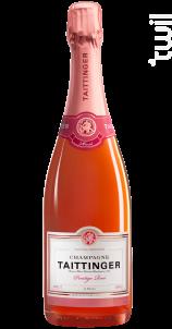 Prestige Rosé Brut - Champagne Taittinger - Non millésimé - Effervescent