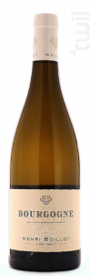 Bourgogne Chardonnay - Maison Henri Boillot - 2015 - Blanc
