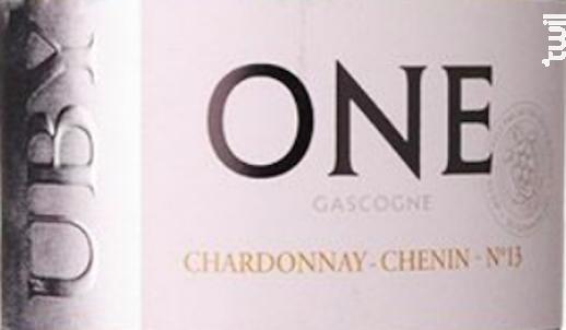 Uby One Chardonnay Gros Manseng N°12 - Domaine Uby - 2018 - Blanc