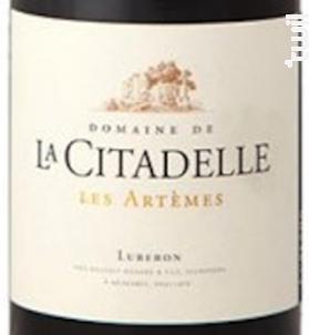 Les Artemes - Domaine de la Citadelle - 2007 - Rouge