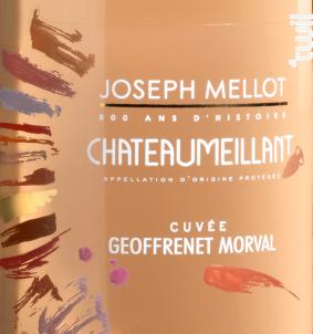 CUVÉE GEOFFRENET MORVAL - Vignobles Joseph Mellot - 2020 - Rosé