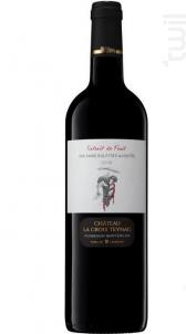 Château la Croix Teynac Extrait de Fruit - Château la Croix Teynac - 2018 - Rouge