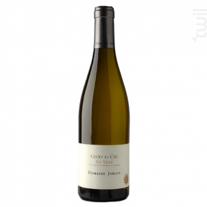 Givry 1er Cru - En Veau - Domaine Joblot - 2016 - Blanc