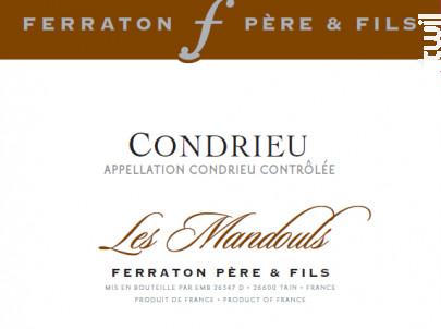 Les Mandouls - Ferraton Père & Fils - 2012 - Blanc