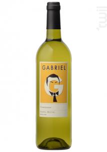 Gabriel Chardonnay - Maison Gabriel Meffre - 2016 - Blanc