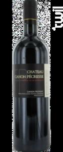 CHÂTEAU CANON PECRESSE - Château Canon Pécresse - 2016 - Rouge
