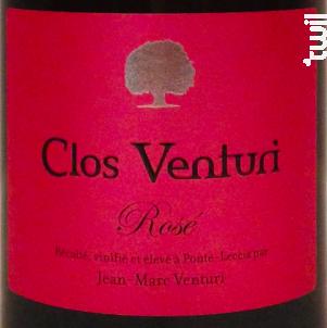 Clos venturi - Clos Venturi - 2019 - Rosé