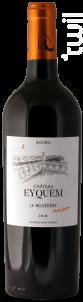 Le Belvédère du Chateau Eyquem - Vignobles Bayle-Carreau - 2018 - Rouge