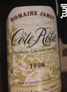 Domaine Jamet Côte-Rôtie - Domaine Jamet - 2013 - Rouge