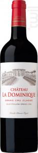 Château La Dominique - Château la Dominique - 2017 - Rouge