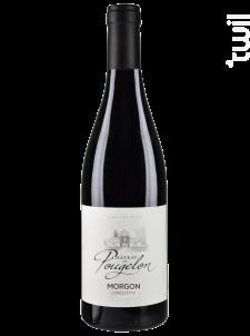 Château de Pougelon - Morgon - Corcelette - Vins Descombe - 2018 - Rouge