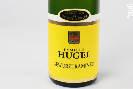 Gewurztraminer Selection de Grains Nobles - Maison HUGEL & Fils - 1999 - Blanc