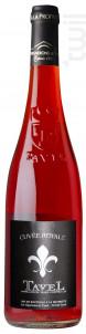 Cuvée Royale - Les Vignerons de Tavel & Lirac - 2018 - Rosé