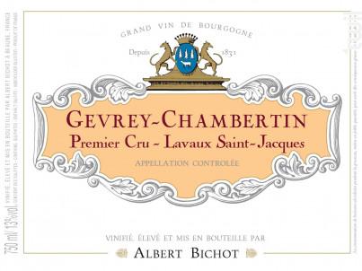 Gevrey-Chambertin Premier Cru Lavaux Saint-Jacques - Albert Bichot - 2017 - Rouge