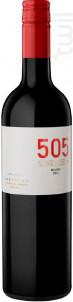 505 - MALBEC - Casarena - 2018 - Rouge