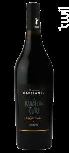 La Rangée du Curé - Domaine Capelanel - 2016 - Rouge