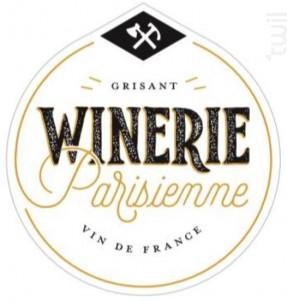 Grisant Rouge - Winerie Parisienne - 2016 - Rouge