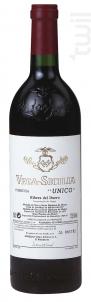 Unico - Bodegas Vega Sicilia - 2014 - Rouge